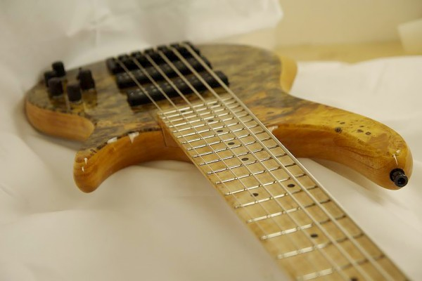 Bass of the Week: Prat Basses Original I