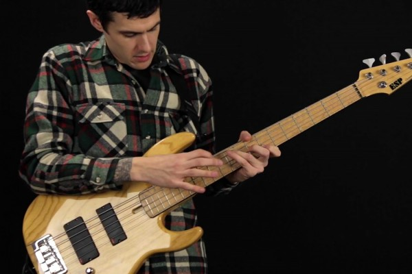 "Evan Brewer: ""Cause For Concern"" Bass Playthrough"