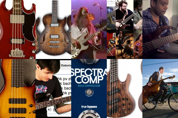 Weekly Top 10: More News from NAMM, Gigging without a Car, Top Bass Videos and More