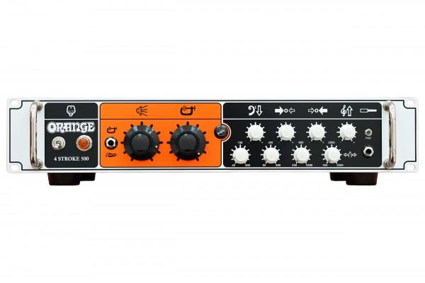 Orange Introduces 4 Stroke Bass Amplifiers