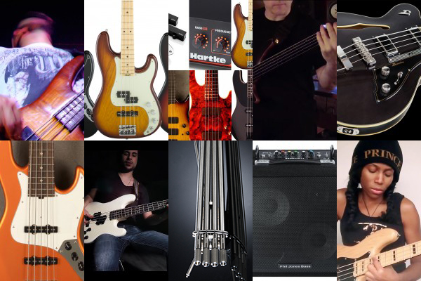 Weekly Top 10: Left Hand Technique, New Bass Gear, Top Videos, Bass of the Week and More