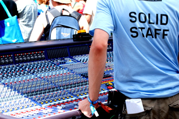 Dealing with Sound Engineers