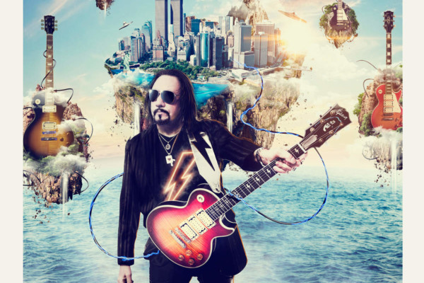 """Ace Frehley Releases """"Origins Vol. 1"""""""