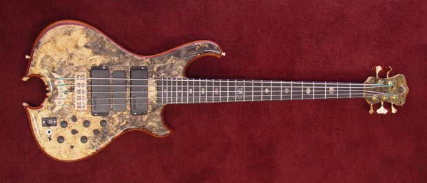 Alembic Leap of Faith Bass