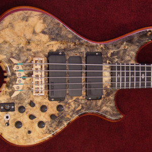 """Bass of the Week: Alembic Series II """"Leap of Faith"""""""