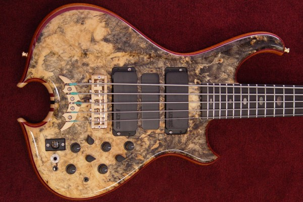"Bass of the Week: Alembic Series II ""Leap of Faith"""