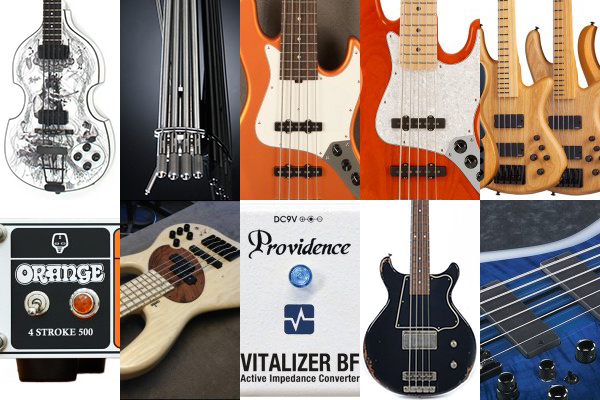 Bass Gear Roundup: The Top Gear Stories in March 2016