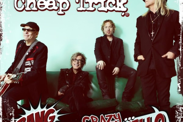 Cheap Trick Releases 17th Studio Album