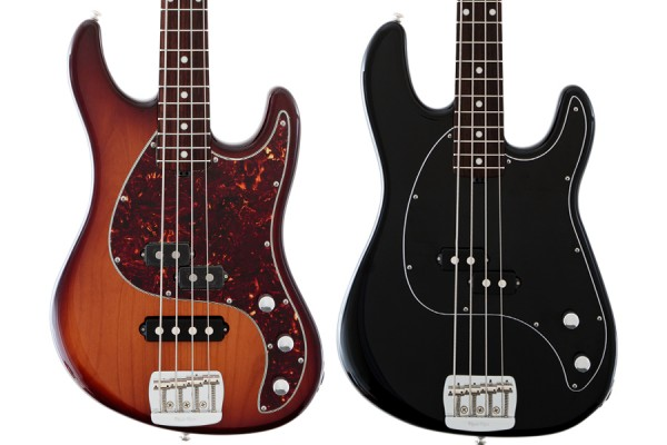 Ernie Ball Music Man Previews Cutlass and Caprice Basses