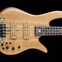 """Fodera Introduces Masterbuilt Series with """"Arts & Crafts"""" Bass"""