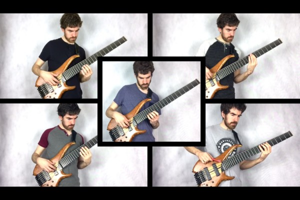 Simon Fitzpatrick: The Planets Suite – III. Mercury, the Winged Messenger (All Bass Arrangement)