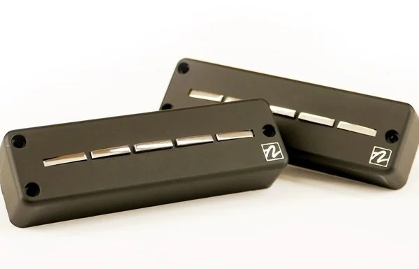 Nordstrand Pickups Introduces Big Blades Soapbar Bass Pickups