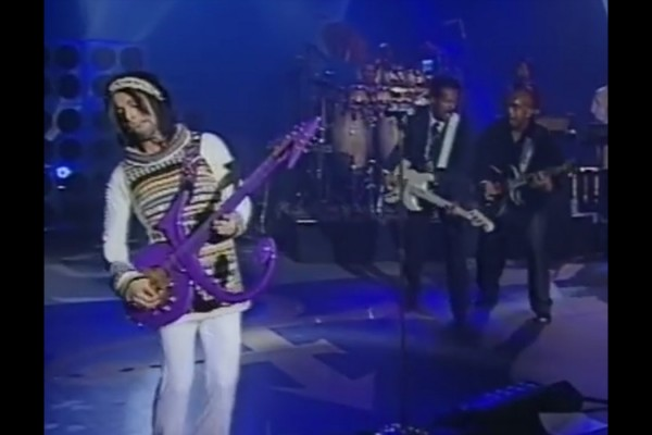 Prince with Larry Graham: Motherless Child