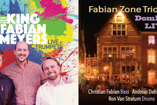 Pair of Christian Fabian Live Albums Released