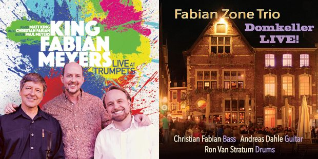 "Christian Fabian: ""Live at Trumpets"" and ""Domkeller Live!"""