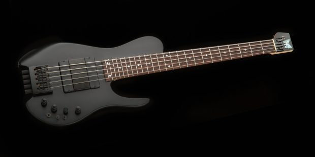 Fodera Imperial Mini-MG Bass