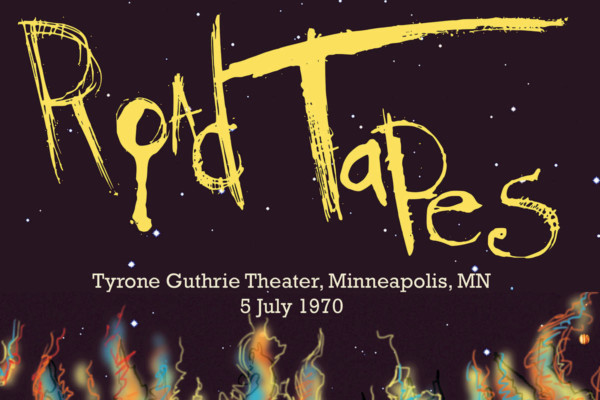 """Two Full 1970 Shows from Frank Zappa Released in """"Road Tapes"""" Series"""