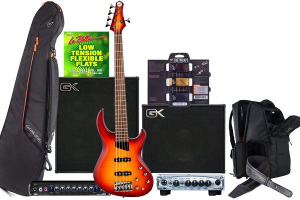 "Contest: Win a Robert ""Bubby"" Lewis Bass Gear Prize Pack from Gallien-Krueger, MTD, Gruv Gear and La Bella"