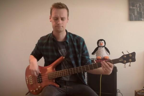 "Alasdair McLachlan: Vulfpeck's ""Conscious Club"" Bass Playthrough and Transcription"
