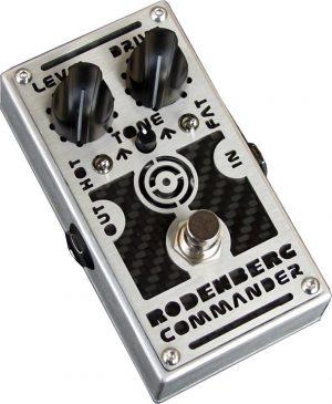 Rodenberg Commander Distortion Pedal