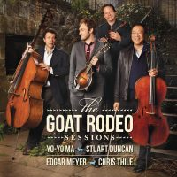 Edgar Meyer with Stuart Duncan, Chris Thile, and Yo-Yo Ma: <em>The Goat Rodeo Sessions