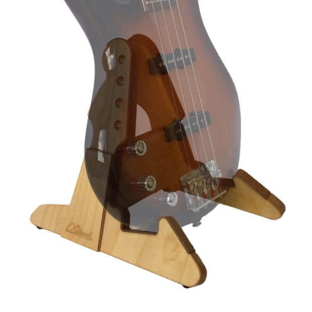 CStands Model BF with Electric Bass