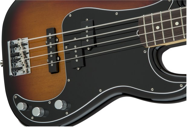 Fender 2016 Limited Edition American Standard PJ Bass Pickups