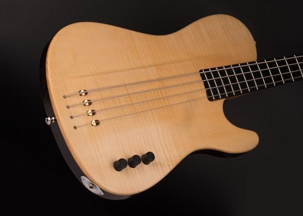 Tomisic MarkOne Bass Body