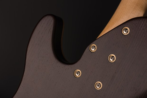 Tomisic MarkOne Bass Neck Joint