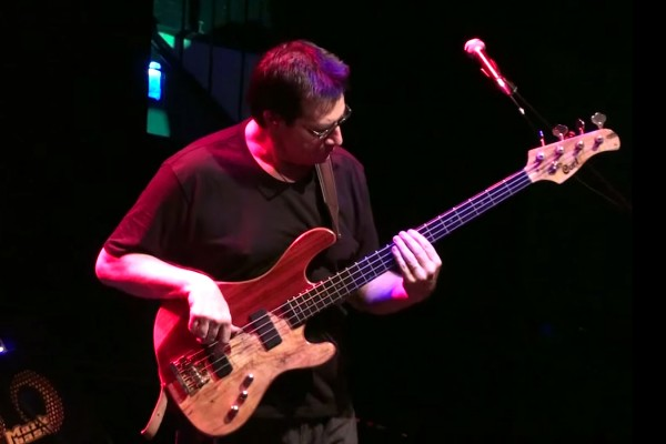 Jeff Berlin, Scott Henderson and Billy Cobham: Stratus