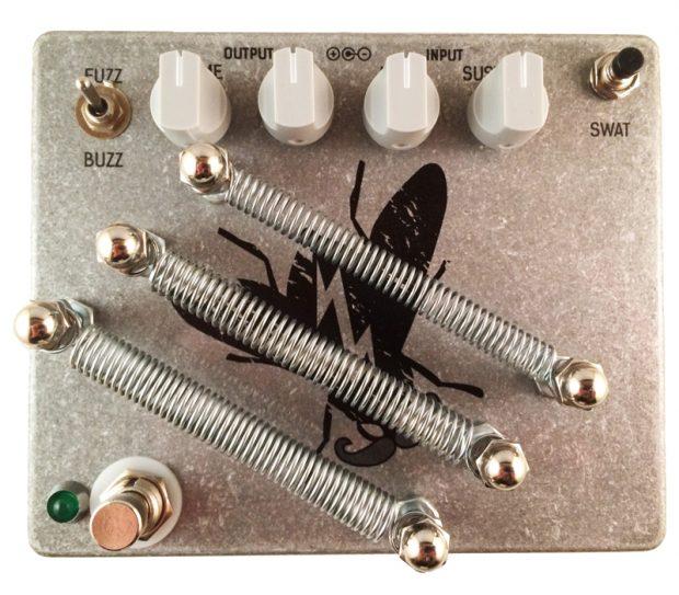 Fuzzrocious/Electro-Faustus Greyfly Pedal