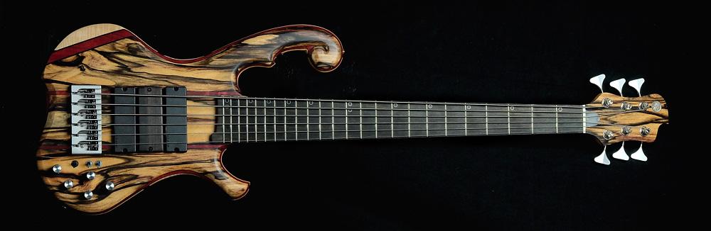 Nichols Guitar Company Seas of Cheese Bass