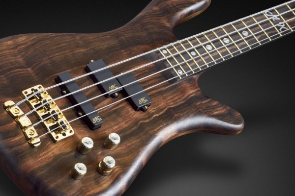 Bass of the Week: Warwick Custom Shop Streamer Stage II