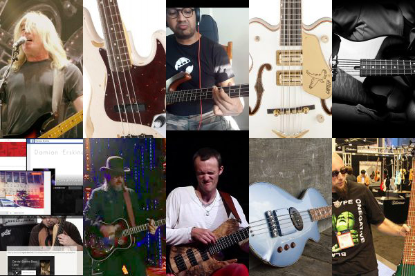 Weekly Top 10: Cliff Williams Retiring, Flea Signature Bass, Guide to Improvising, SVS Designs, Self Promotion and More