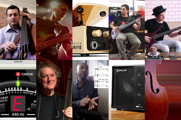Weekly Top 10: On Soloing, Playing Fast, Talking Style, New Bass Gear, Top Videos, Remembering Rob Wasserman and More