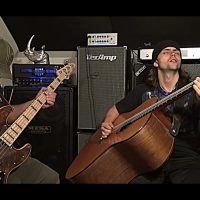 Cody Wright and Andy Irvine: Funky Bass Jam