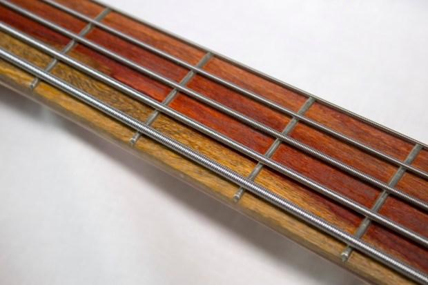 39 Custom Guitars CK Canorous Bass Fretboard