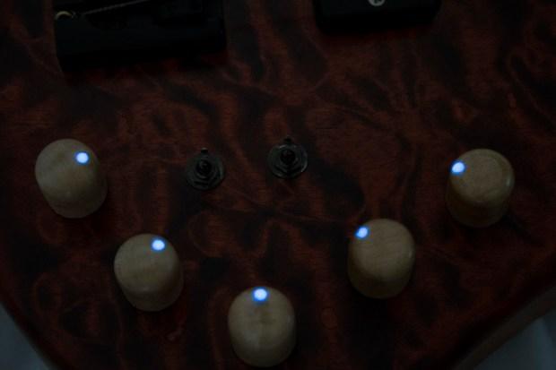 39 Custom Guitars CK Canorous Bass Knobs