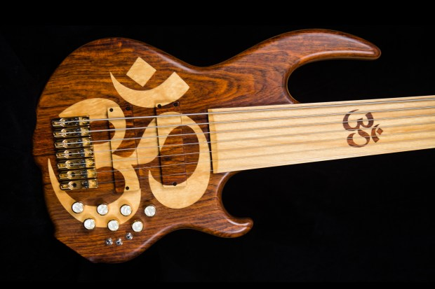 Conklin Guitars Jason Everett Signature OM Bass Body