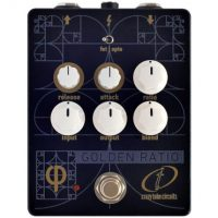 Crazy Tube Circuits Unveils the Golden Ratio Phi Compressor