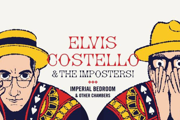 Elvis Costello & The Imposters To Play Fall/Winter U.S. Dates