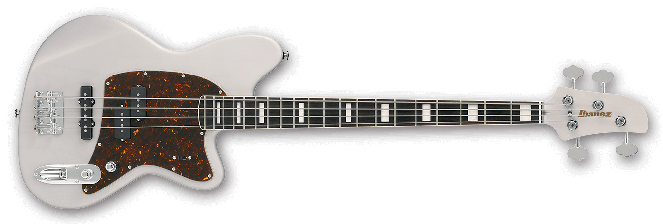 Ibanez Talman Bass TMB2000-TFL Bass (White)