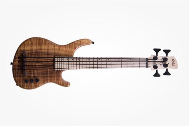Kala California Series U-Bass Koa 4 Fretted