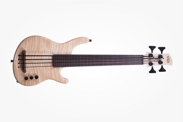 Kala California Series U-Bass Maple Fretless