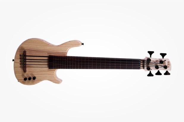 Kala California Series U-Bass Natural 5 Fretless