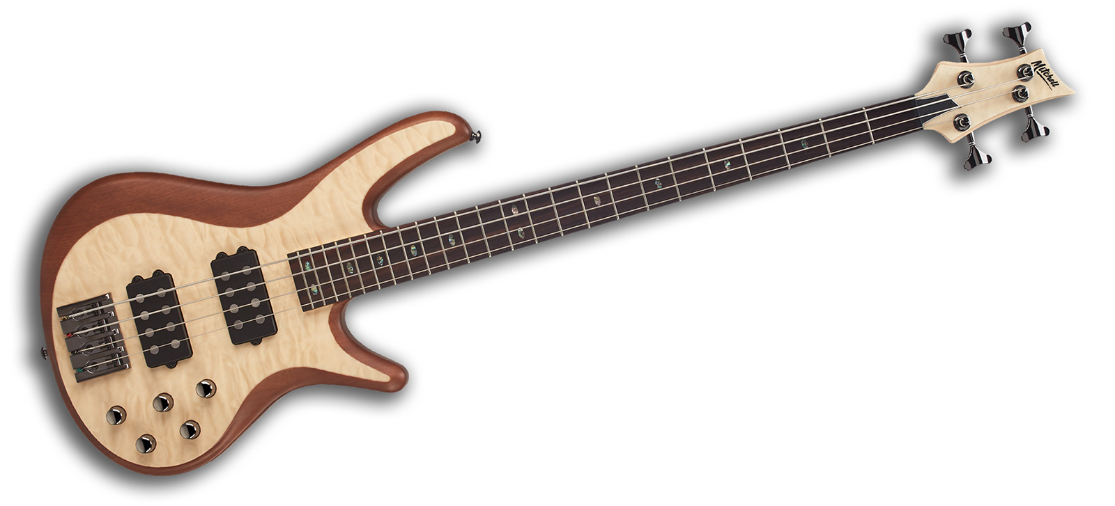 Mitchell Electric Guitars FB700 Series Bass