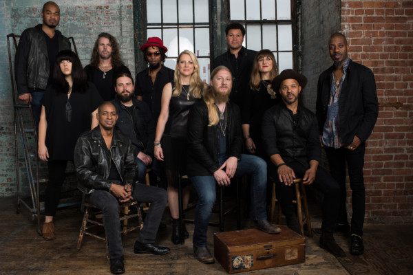 Tedeschi Trucks Band Announces 2017-2018 Tour Dates