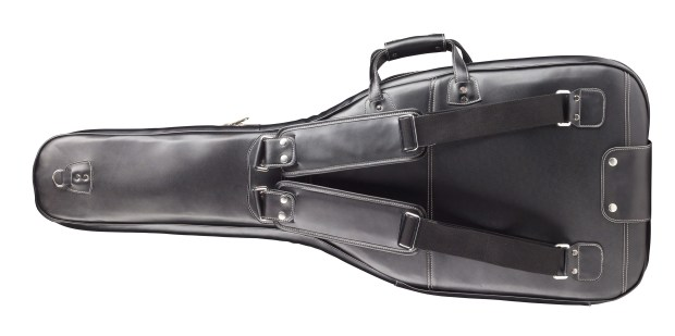 Warwick Rockbag Handmade Leather Gig Bag - Back