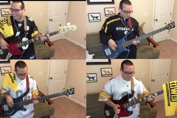 Chris LaBenne: NFL on FOX Theme Song (All-Bass Version)