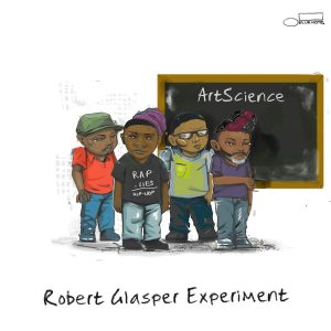 Robert Glasper Experiment: ArtScience